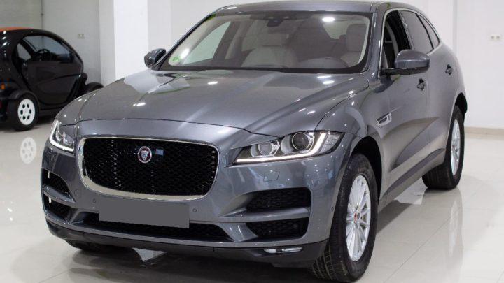 Jaguar F-pace ¿Es el mejor momento para su compra?