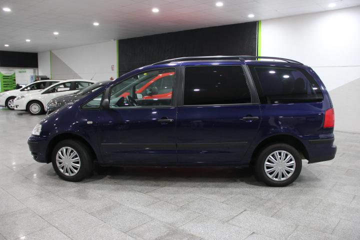Volkswagen-SHARAN 1.9 TDi Comfortline 115 - 130