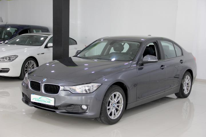 BMW-318 d Essential Plus Edition (F30)