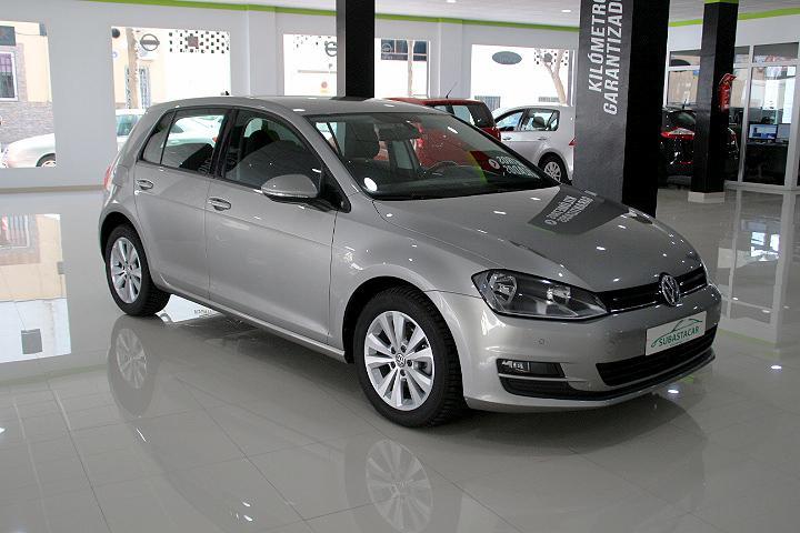 Volkswagen-GOLF VII 2.0 TDI CR BMT Sport 150 5p