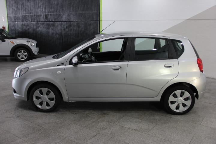 Chevrolet-AVEO 1.2 16v LS - (5p)