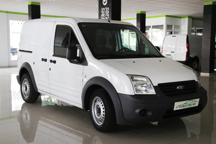Ford -  - Transit Connect 1.8TDCi 75