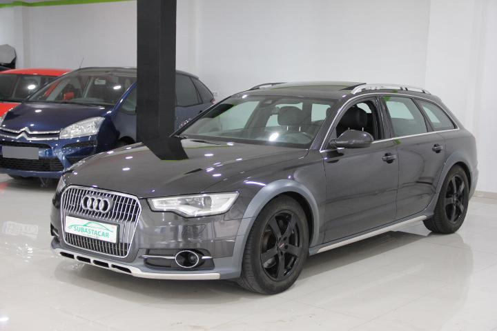 Audi A6 Allroad Quattro 3.0 TDI S-T Advanced ed. 245