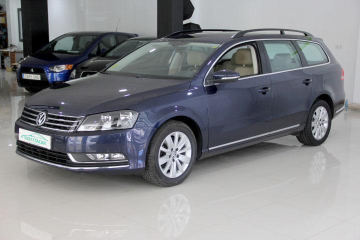 Volkswagen PASSAT VARIANT 1.6 TDI Advance BMT