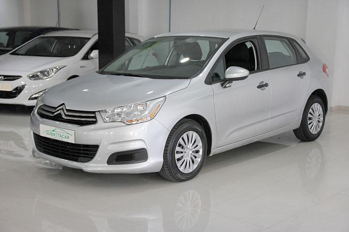 Citroën-C4 1.6 HDI 110 Business