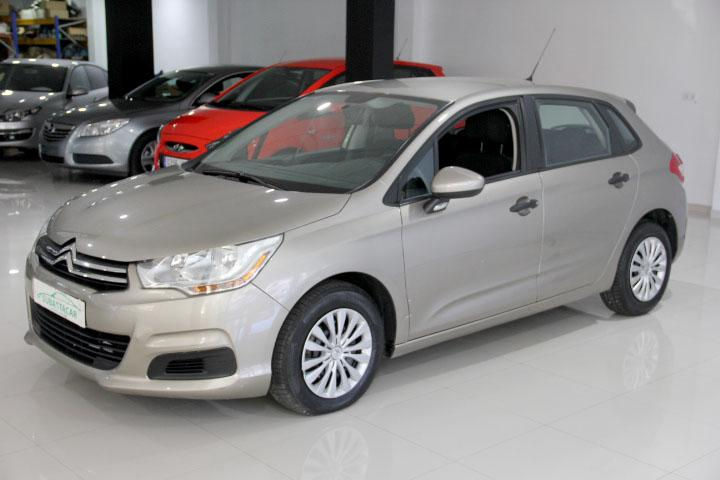 Citroën C4 1.6 HDI 110 Business