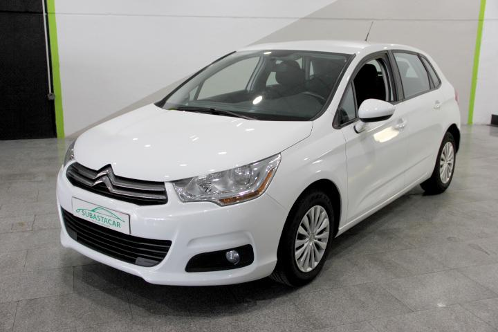 Citroën-C4 1.6 HDI Business