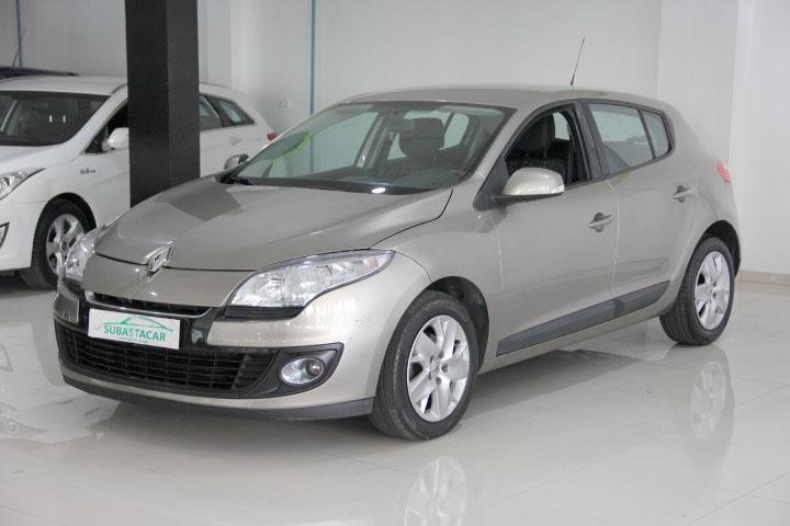Renault-MEGANE 1.5 dCi Expression 110