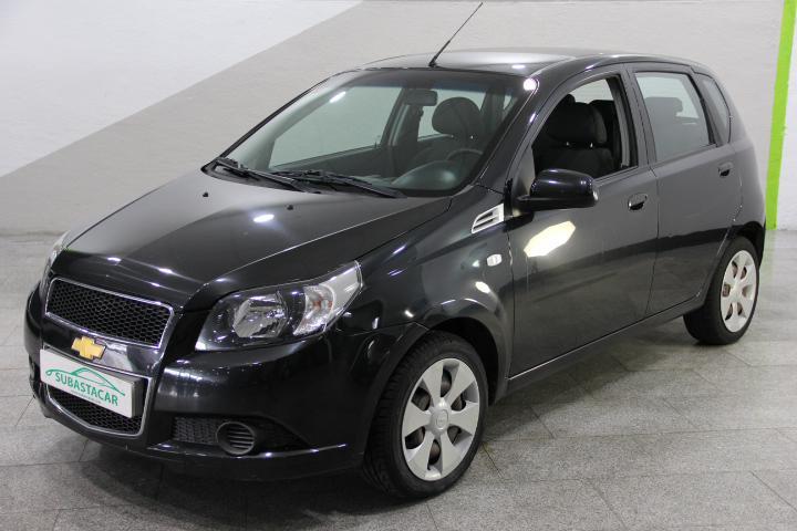Chevrolet AVEO 1.2 16v LS - (5p)