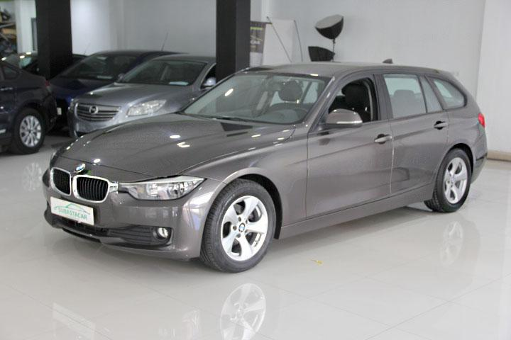 BMW 320 d Touring Efficient Dynamics Aut.(F31)