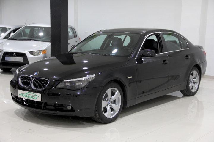 BMW 525 d - (2003)(E60)