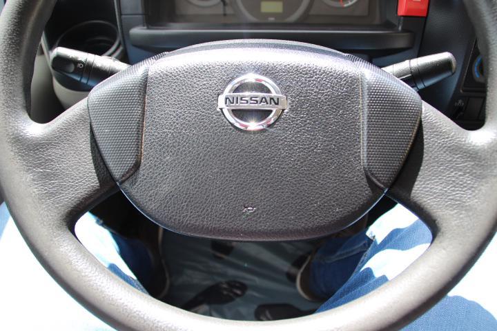 Nissan-Cabstar 35. 11-2 2.5 CDTI 110CV Básico Cabina aba