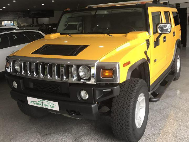 Hummer -  - H2 6.0 V8 Luxury Aut