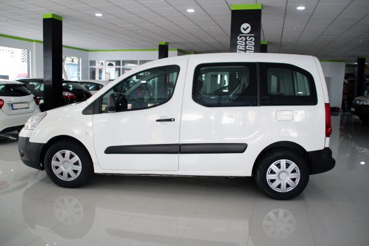Citroën-Berlingo Com. 1.6HDI 75 X