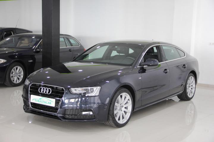 Audi-A5 Sportback 2.0 TDI Ultra - Advanced Edition - S line edition - 163