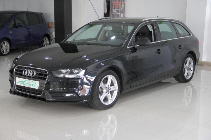 Audi-A4 AVANT 2.0 TDI DPF 163