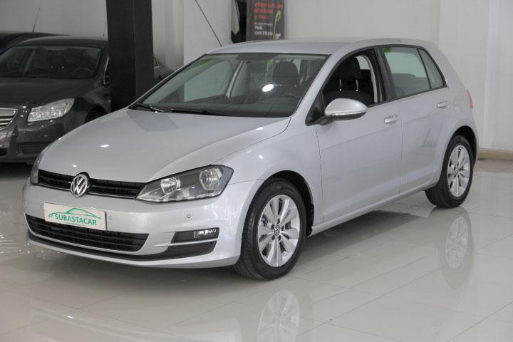 Volkswagen-GOLF VII 1.6 TDI CR BMT Advance DSG 110 5p