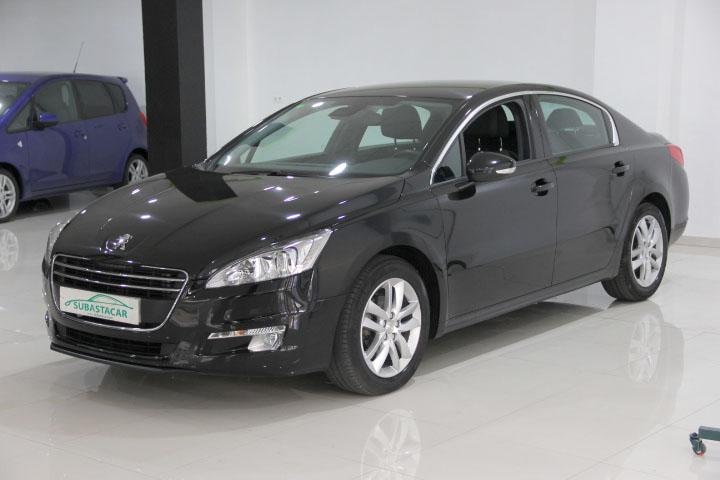 Peugeot -  - 508 2.0 HDI Active 140
