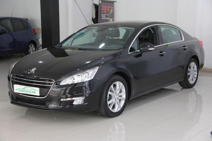 Peugeot-508 2.0 HDI Allure Autom. 160
