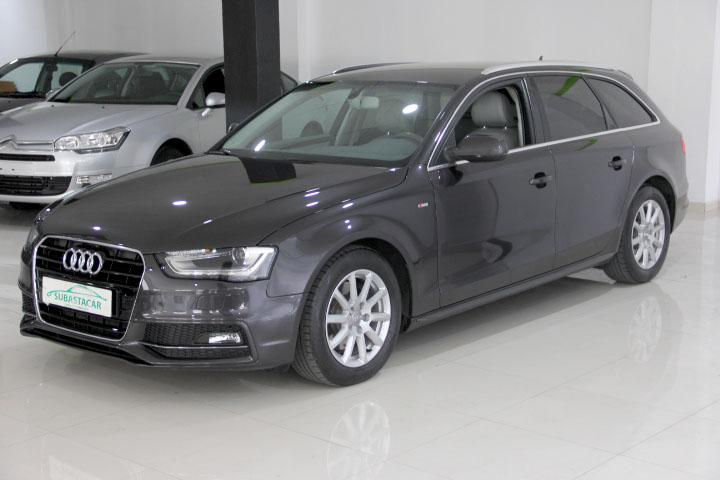 Audi A4 AVANT 2.0 TDI CD ultra S line edition 136