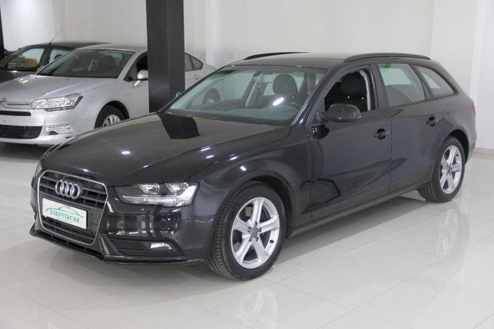 Audi-A4 Avant 2.0 TDi 120Cv Ambiente