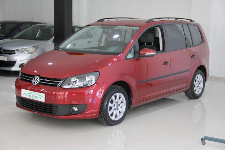 Volkswagen-TOURAN 1.6 TDI Edition BMT 105