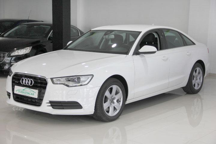 Audi-A6 3.0 TDI CD Quattro S tronic 245