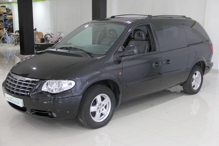 Chrysler-GRAND VOYAGER 2.8 CRD SE Aut