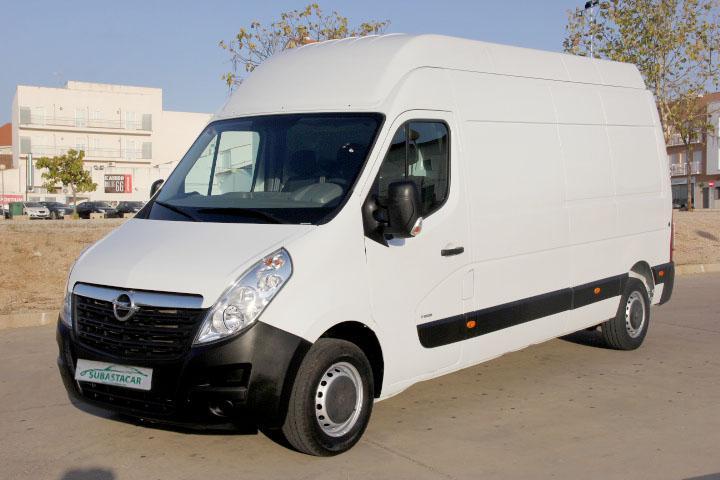 Opel-Movano 2.3 CDTi L3H3 150Cv