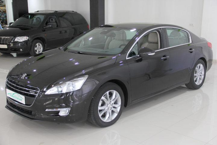 Peugeot -  - 508 2.0 HDI HYbrid4 Allure (CO2 95)