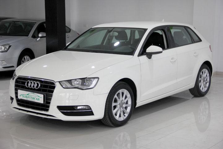 Audi A3 Sportback 2.0 TDI Attraction (CO2 108)