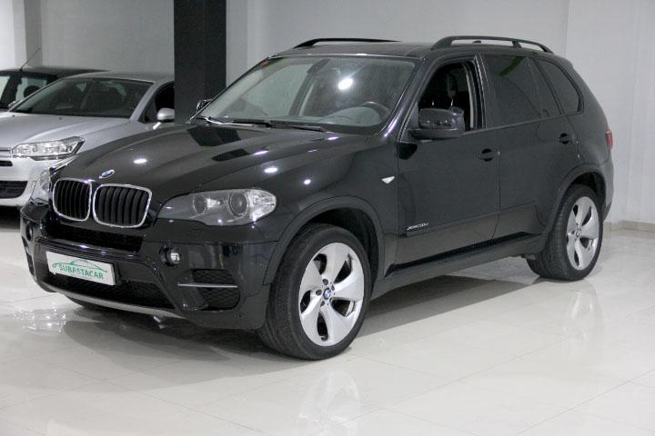 BMW X5 xDrive 30d (E70)