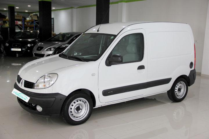 Renault-KANGOO Express Confort 1.5dCi 70