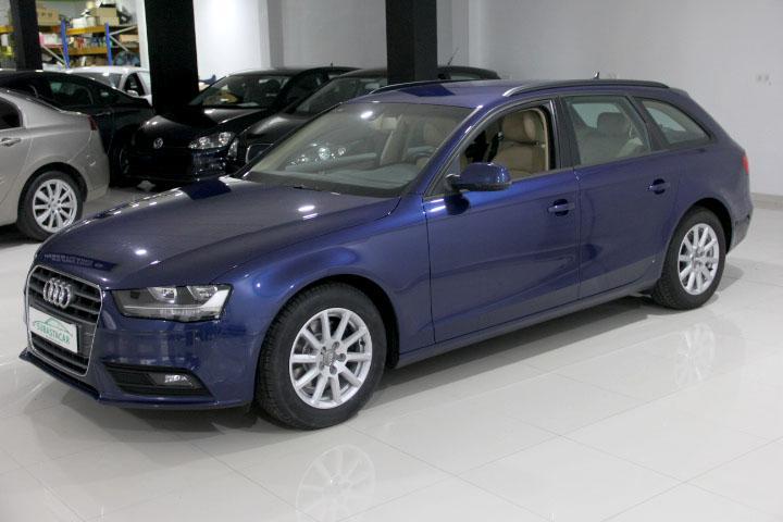 Audi-A4 AVANT 2.0 TDIe Adv.Ed. DPF 136