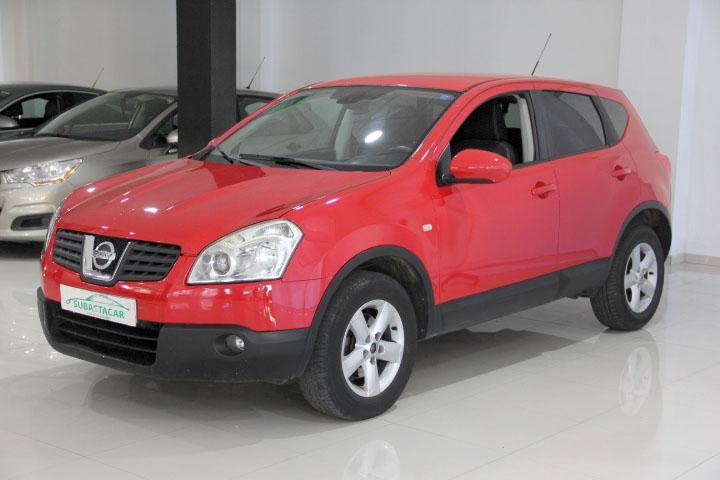 Nissan Qashqai 1.6 Acenta 4x2 (2007)