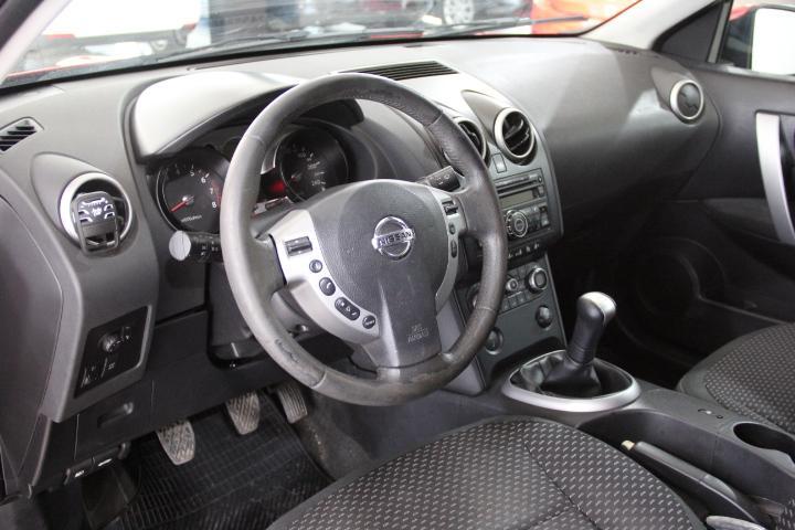Nissan-Qashqai 1.6 Acenta 4x2 (2007)