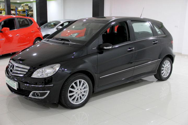 Mercedes-B 150 (245)