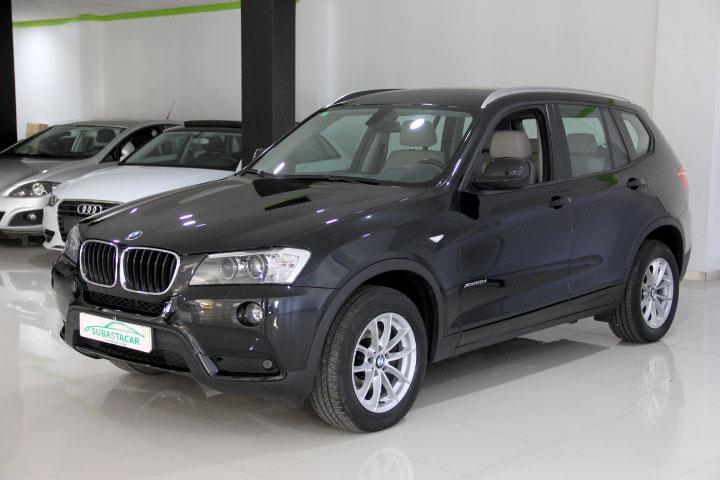 BMW-X3 xDrive 20d (F25)