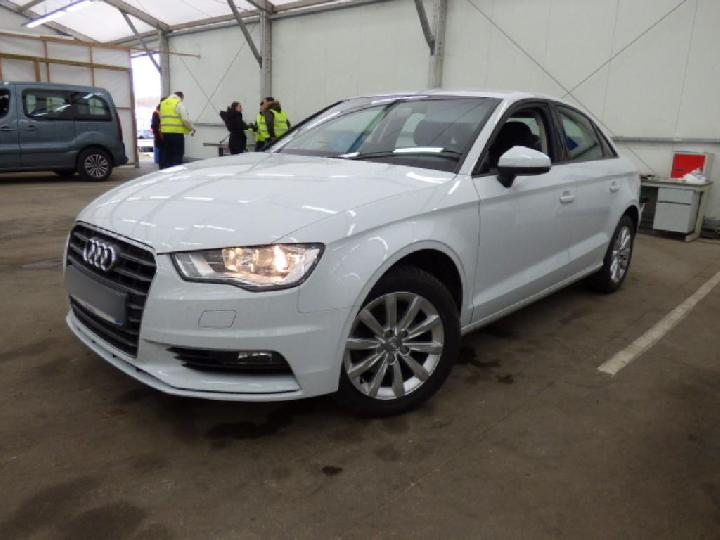 Audi A3 Sedán 1.6 TDI CD Ambiente - Ambition - S-T