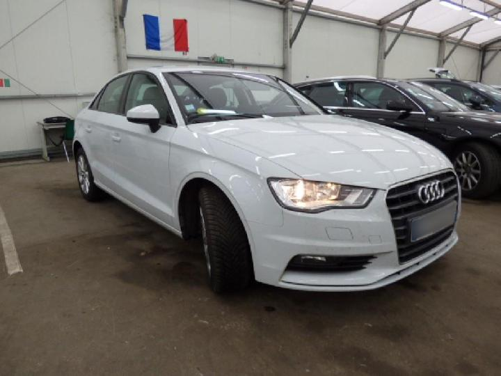 Audi-A3 Sedán 1.6 TDI CD Ambiente - Ambition - S-T