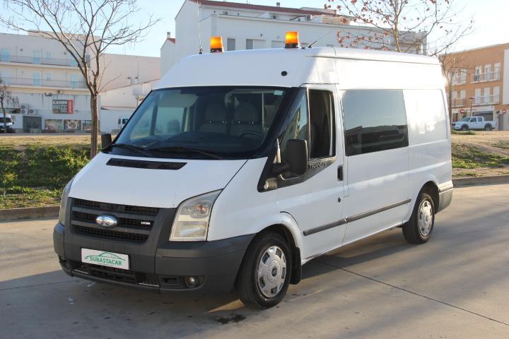 Ford-Transit 350M KOMBI 140CV