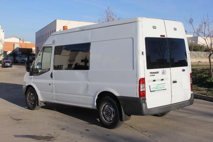 Ford-Transit FT 330M KOMBI 110CV