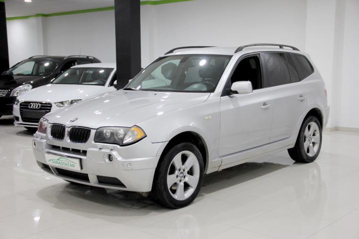BMW X3 3.0 d (2003)