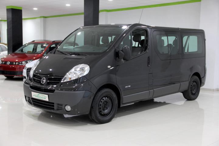 Nissan-PRIMASTAR Com9 L2H1 2.0dCi 115 Premium