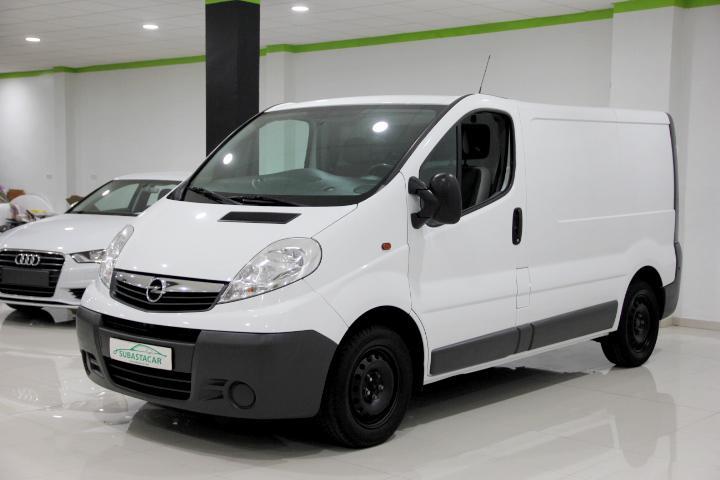 Opel-Vivaro Fg. 2.0CDTi 27 L1H1 90