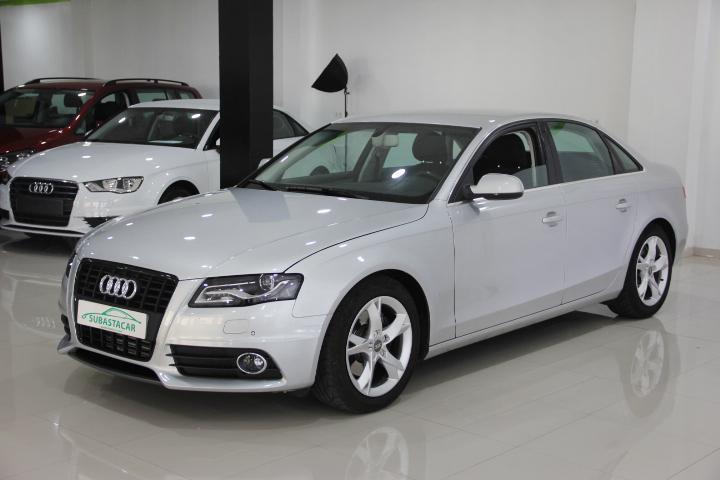 Audi-A4 2.0 TDI DPF Quattro 143
