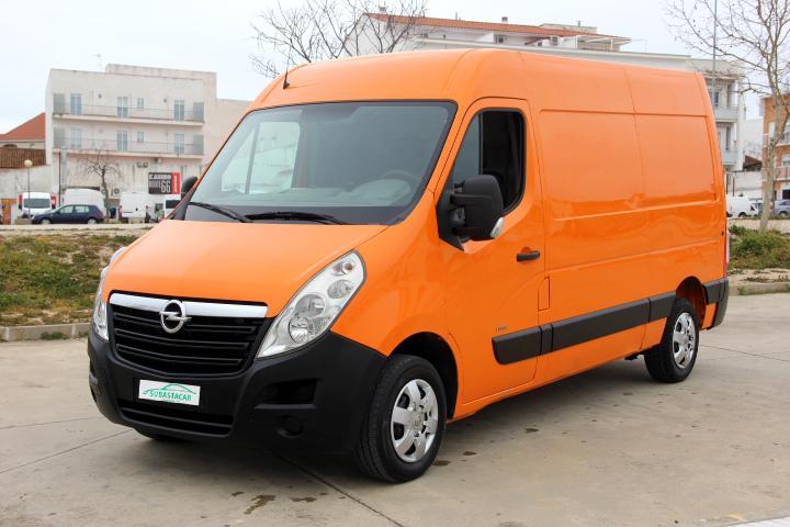 Opel Movano 2.3 CDTI 3300 L2H2 125CV