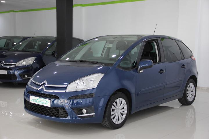 Citroën-C4 PICASSO 2.0 HDI Millenium CMP 150