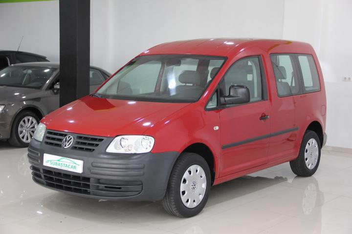 Volkswagen Caddy 2.0 SDI 69CV 5 Plazas