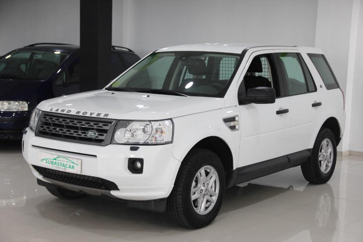 ocasiÓn - land rover - freelander 2 2.2 td4 e stop-start - 9600€